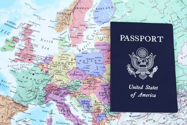 The US passport and Irish passport now hold the same ranking in terms of the most powerful passport in the world.