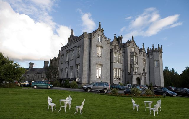 One of the most haunted places in the word: Kinnity Castle in Co. Offaly.