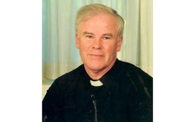 Father Brian Coffey.