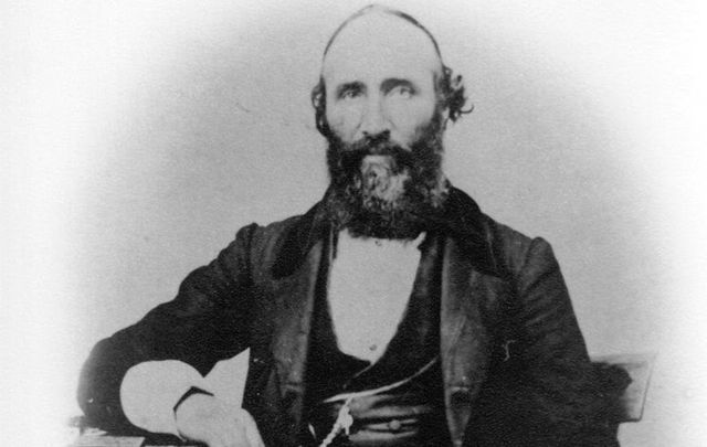 Howard Egan, bodyguard of Mormon founder Joseph Smith.
