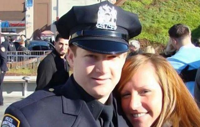 New York Police Department hero Ryan Nash.