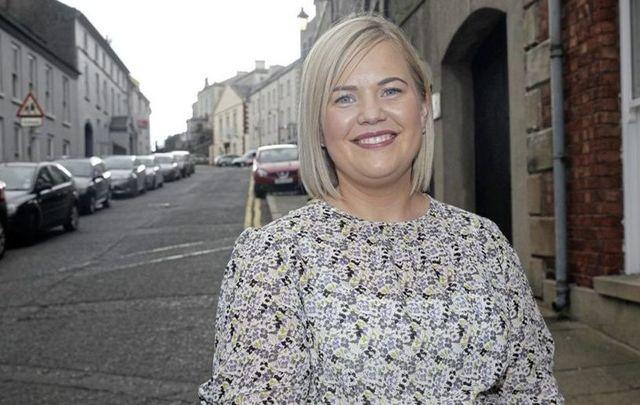 Sinn Féin MLA Emma Rogan is the daughter of one of the Loughinisland massacre victims.