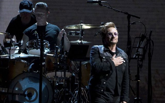 Bono is one of the Irish people named in the Paradise Papers