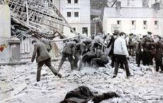 On this day in 1987: IRA bomb attack in Enniskillen, Northern Ireland, 12 killed