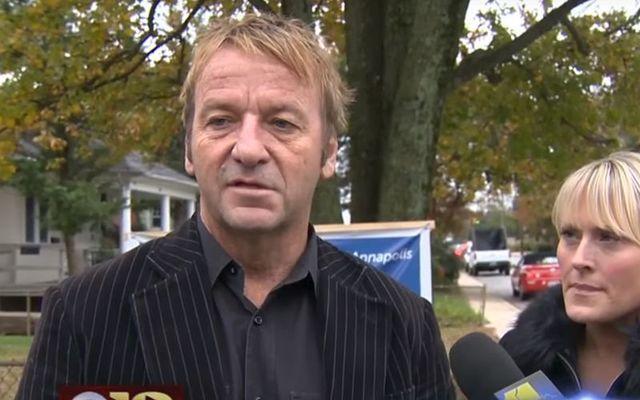 Annapolis\'s new mayor, Gavin Buckley.