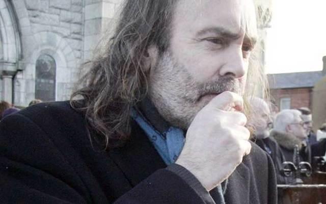 Irish journalist John Waters, photographed in 2010.