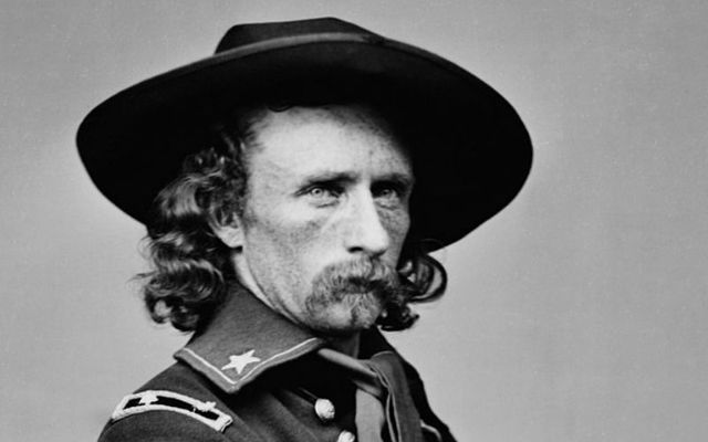 Infamous Lt Colonel George Custer