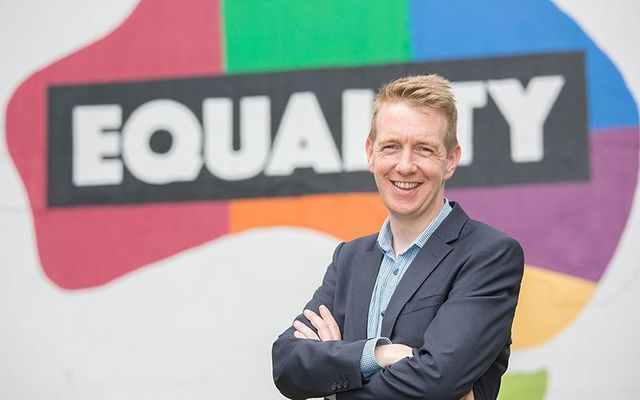 Tiernan Brady on the Equality campaign