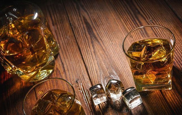 A whisky fest is the best kind fest!