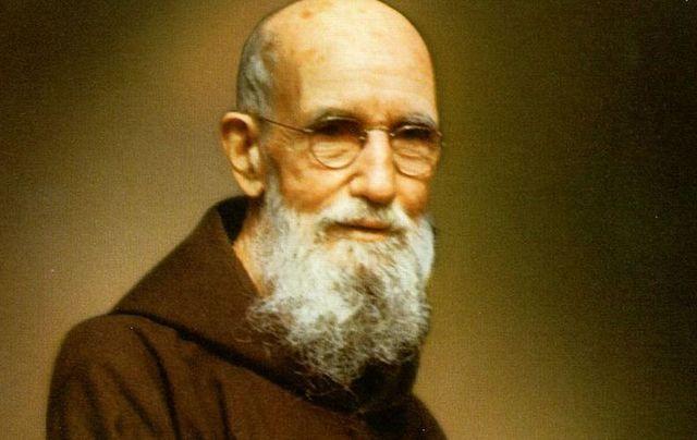 Father Solanus Casey.