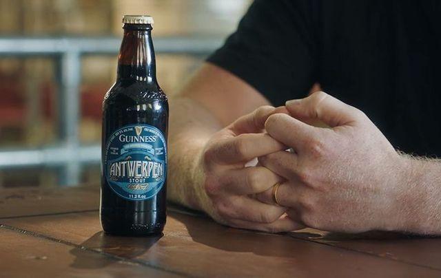 Guinness Antwerpen Stout.