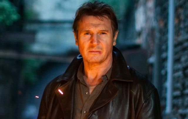 "Still of Liam Neeson in ""Taken 2\""."