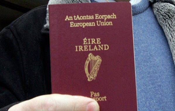 An Irish passport is extremely powerful