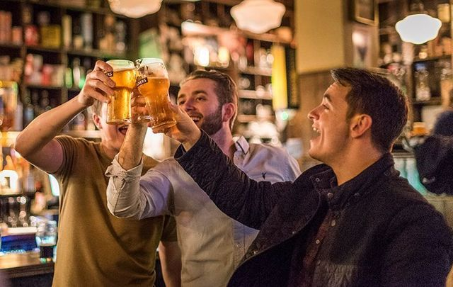 Raise a glass of Magners this holiday season