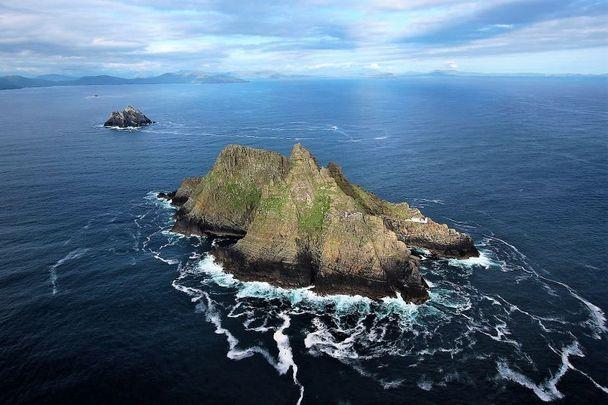 Skellig Michael, County Kerry.