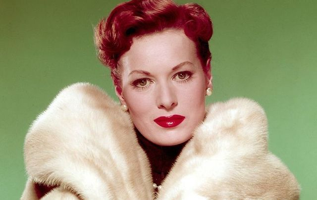 You could purchase an amazing Maureen O\'Hara fur in an upcoming Irish auction.