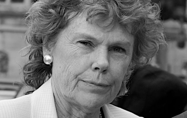 A Northern Ireland Labour Party Member of Parliament, Kate Hoey.