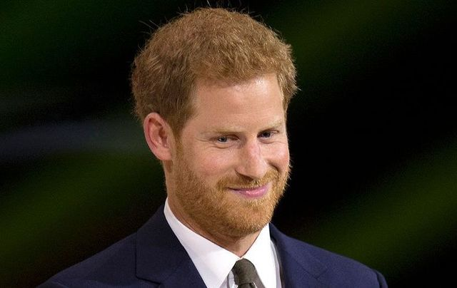 Prince Harry is one famous redhead!