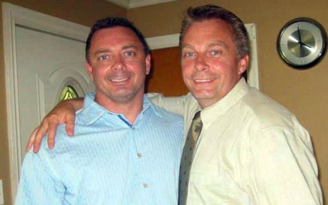 Stephen and Doug Jr Alexander, killed alongside their parents Doug and Lily, in Wexford car accident.