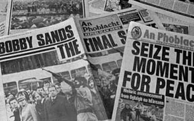 An Phoblacht newspaper to go digital after 47 years.