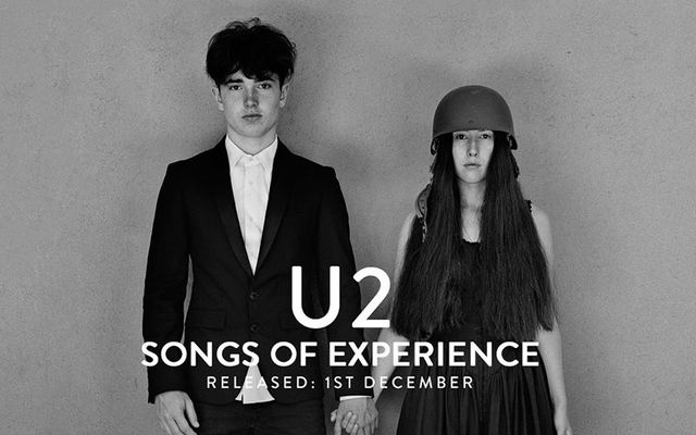 The cover of U2\'s new album Songs of Experience.