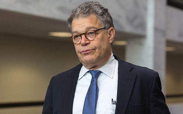 Al Franken has announced his resignation after numerous accusations of sexual harassment