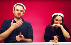 Thumb facts irish taste christmas candy youtube