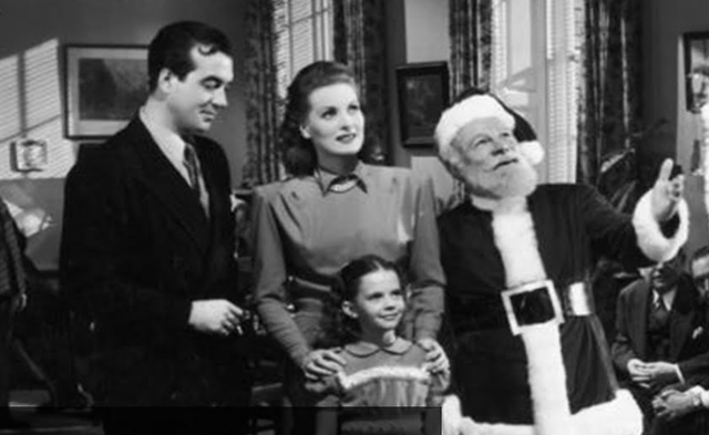 """If you're sitting down to watch any full movie this weekend, let it be the anti-commercial, feminist, pro-kid """"Miracle on 34th Street."""""""