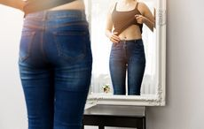 Thumb eating disorder weight health istock