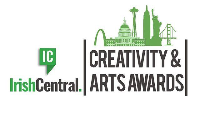 IrishCentral Creativity & Arts Awards 2018