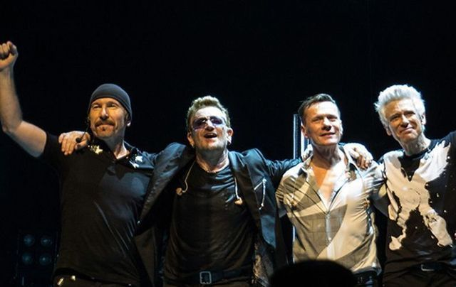U2 made music history with their 14th studio album, Songs of Experience.