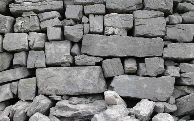 400 million year old stones discovered in galway stone wall