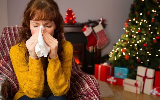 """Aussie Flu"" sweeps across Ireland."