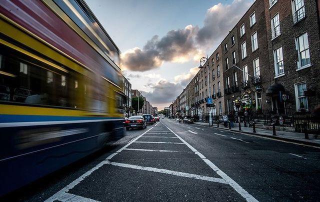 Gardener Street, Dublin 1: How is Ireland feeling about itself?