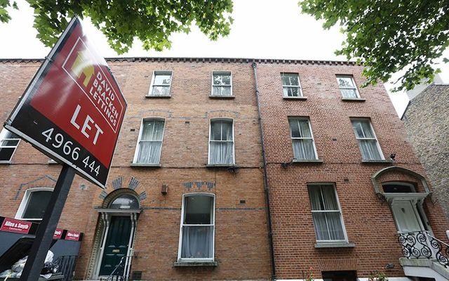 Irish landlords have hit rock bottom.
