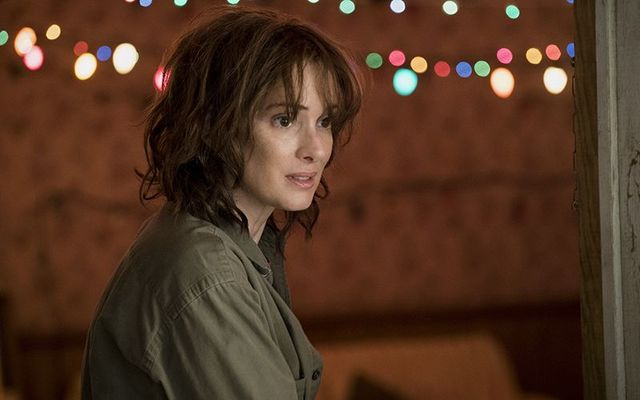 "Netflix\'s ""Stranger Things\"" star Winona Ryder."