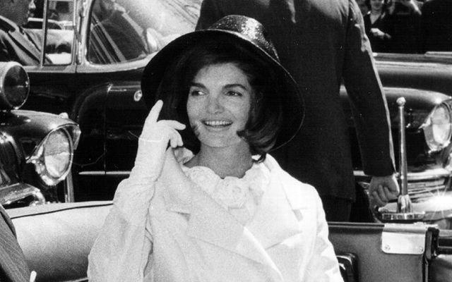 Former first lady, Jackie Kennedy.
