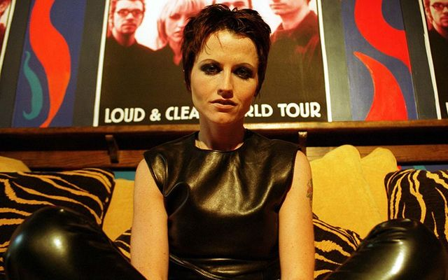 RIP Dolores O\'Riordan the former front woman of The Cranberries.