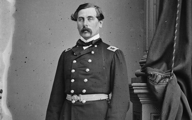 An American hero, Thomas Francis Meagher.