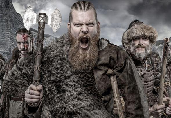 The Vikings have had a lasting impact on the Irish