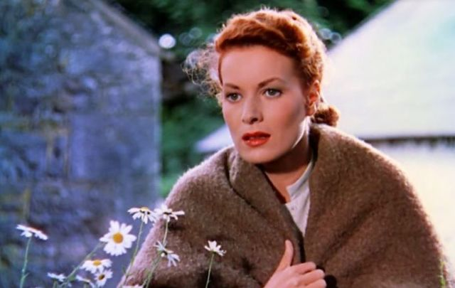 """Maureen O\'Hara was still only in her 30s in \""""The Quiet Man\"""" and already a well-established and regarded actress."""