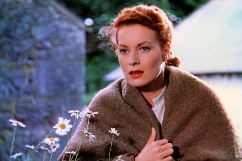 How old was Maureen O'Hara in The Quiet Man?