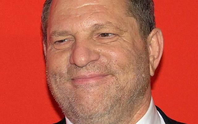 Disgraced movie mogul Harvey Weinstein.