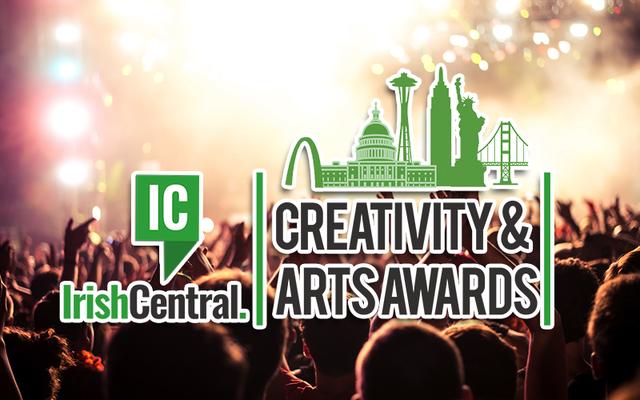 the winners of the irishcentral creativity arts awards