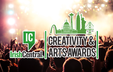 Announcing the winners of the IrishCentral Creativity & Arts Awards