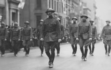 Thumb colonel bill donovan parade 69th new york c 1918 getty