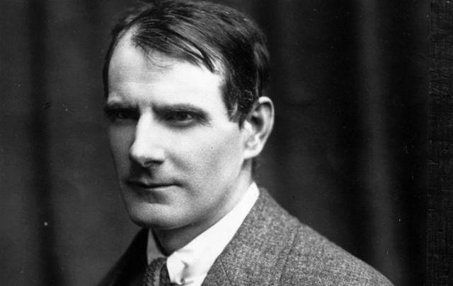 Irish playwright Sean O\'Casey.