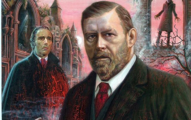 Did Bram Stoker look to Irish mythology for his inspiration for Dracula?