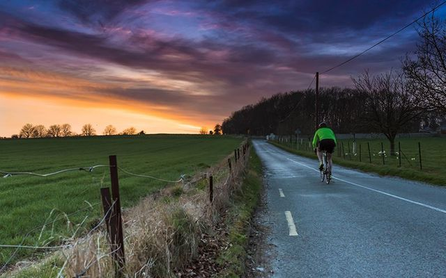 Exploring North Kildare and Meath by bike.