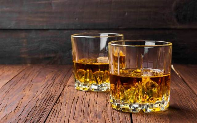 Irish whiskey sales are booming right now.